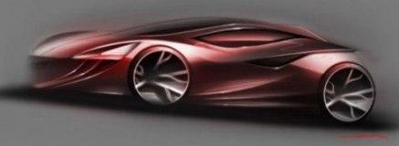 Mazda Design Challenge winner.